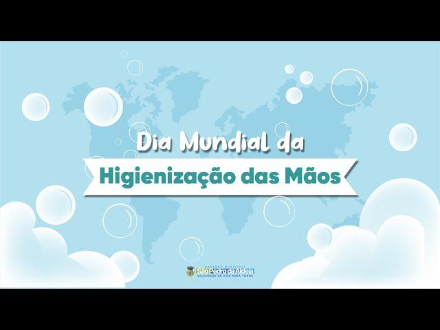 PMSPA | Dia Mundial da Higienização das Mãos
