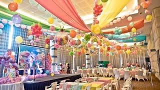 Paige's Candyland 7th Birthday at Acacia Hotel Manila - Rio Jones Photography