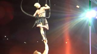 """Pink - """"Try"""" - Live in Prague - 10.05.2013"""