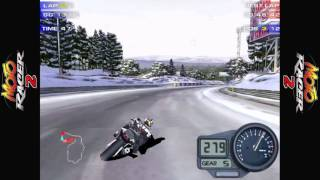 Moto Racer 2 PC - Ultimate Championship - 01 Highway Speed