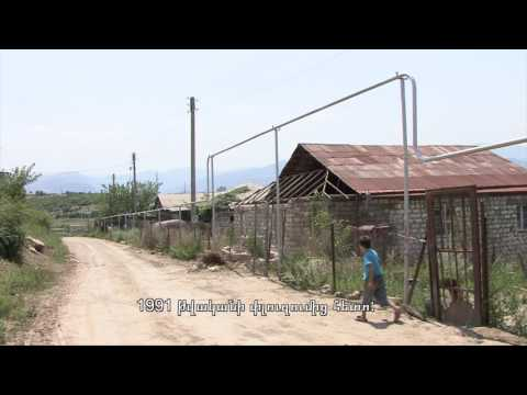 We Want Europe In Nagorno-Karabakh (with Subtitles In Armenian)