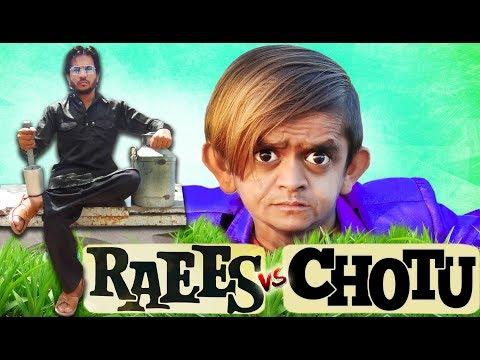 रईस और छोटू | RAEES aur CHOTU | Khandesh Comedy Video 2018 | Shafik Chotu
