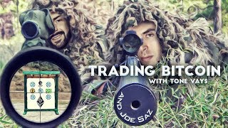 Trading Bitcoin w/ Joe Saz - Nice Bounce of $11k, Now What?