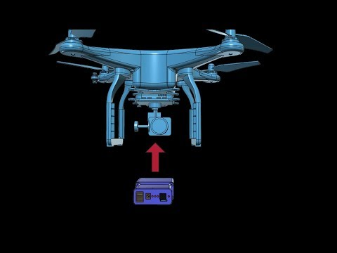 Drone detection technology:  Changes the future of treasure hunting.