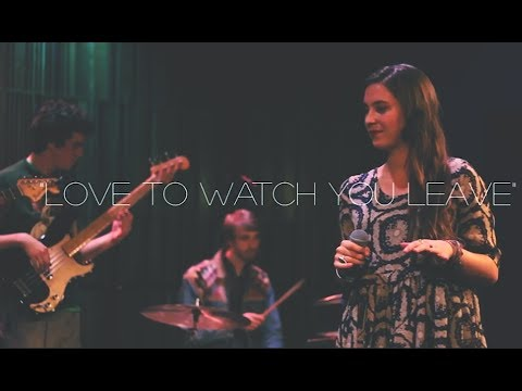 Abby Diamond - Love to Watch You Leave (Live)