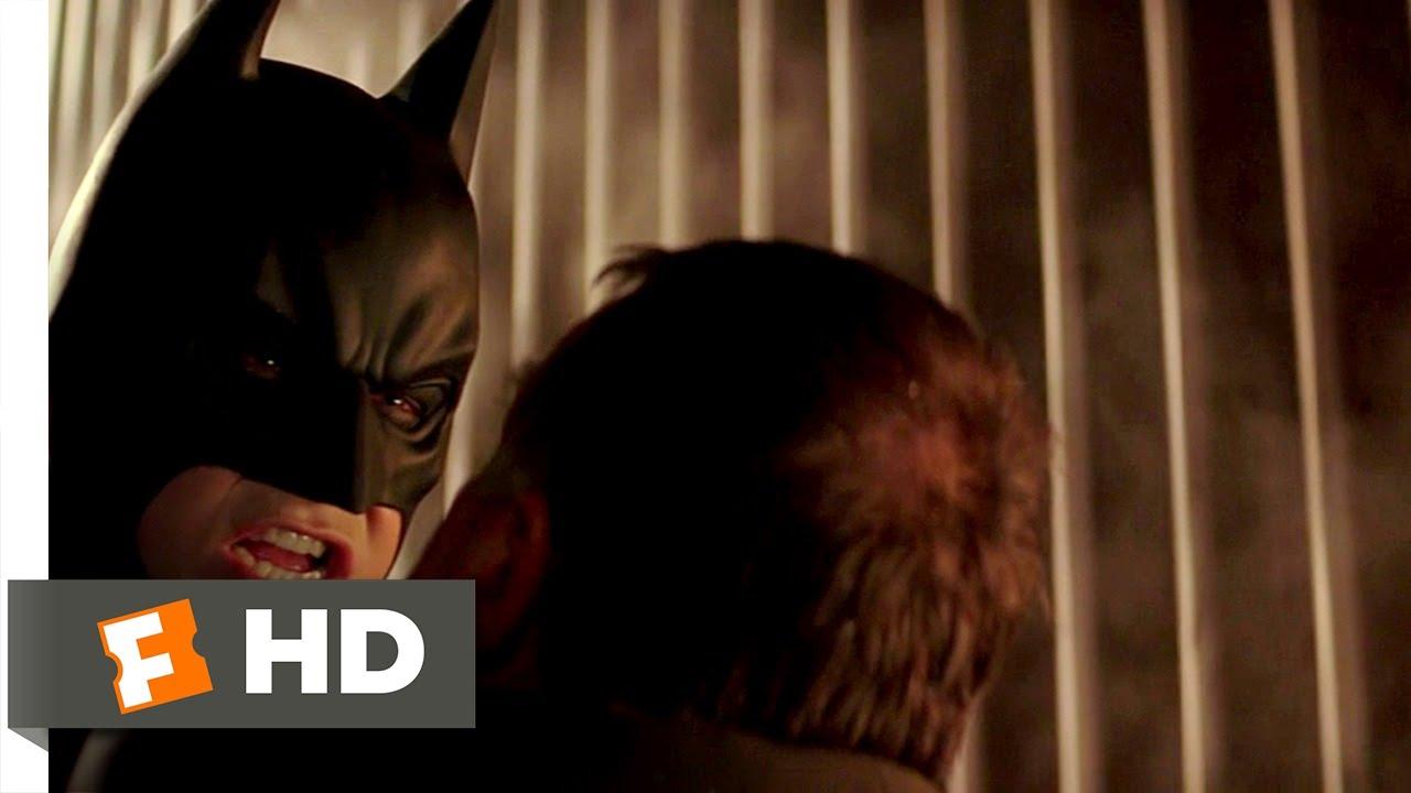 Batman Begins (2/6) Movie CLIP - The Night Stalker (2005 ...