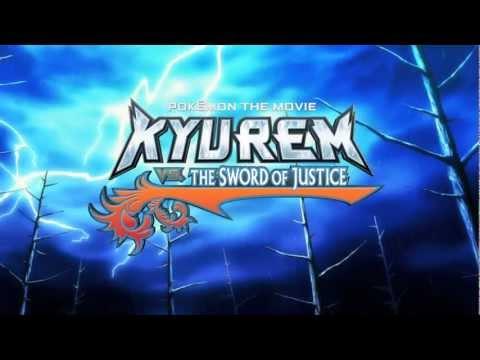 OFFICIAL TRAILER - Pokemon The Movie 15: Kyurem vs. The Sword of Justice DVD
