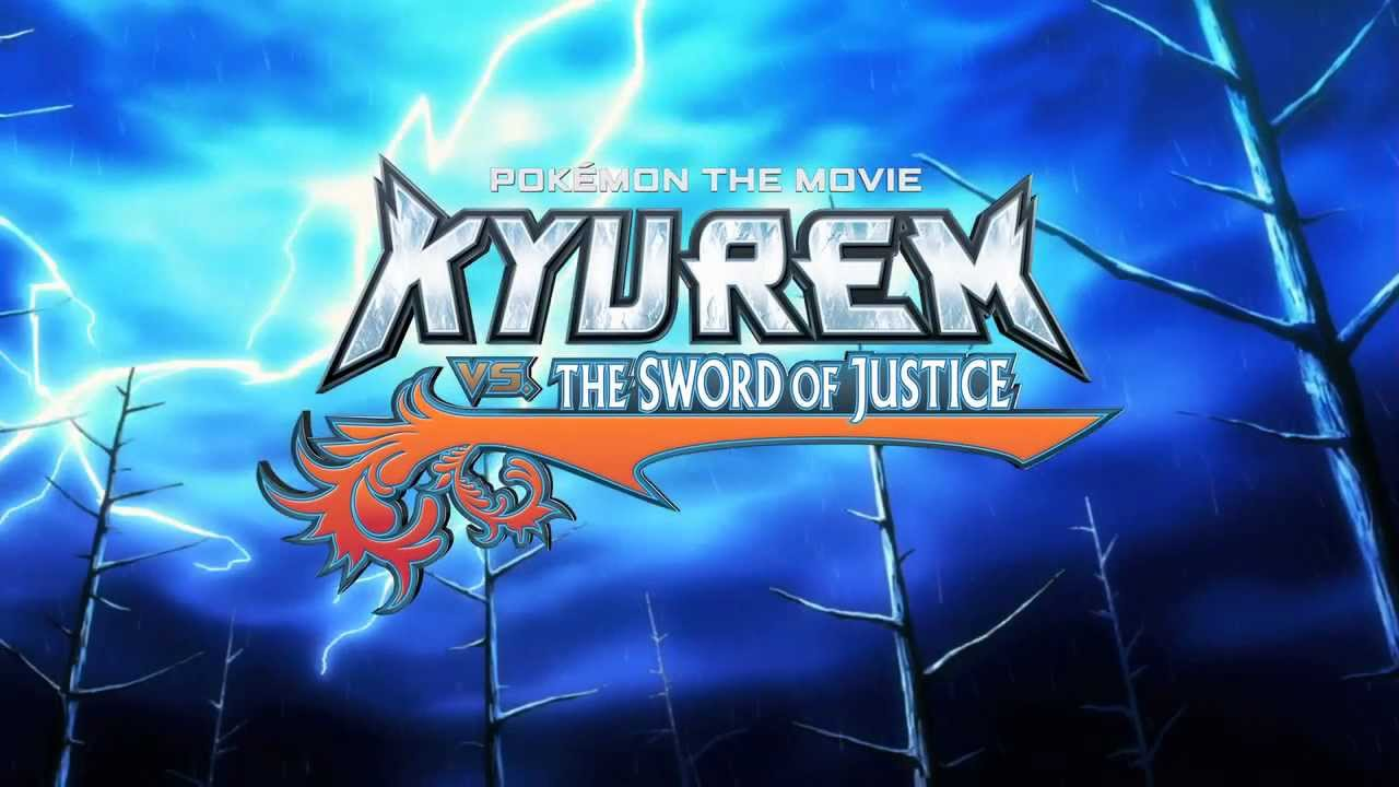 Official Trailer Pokemon The Movie 15 Kyurem Vs The Sword Of