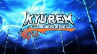 OFFICIAL TRAILER - Pokemon The Movie 15: Kyurem vs. The Sword of Justice DVD