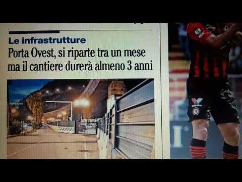 #Salerno prime pagine giornali del 18 maggio 2018