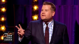 James Corden Kicks Off His Last #LateLateLondon 2019 Show - #LateLateLondon