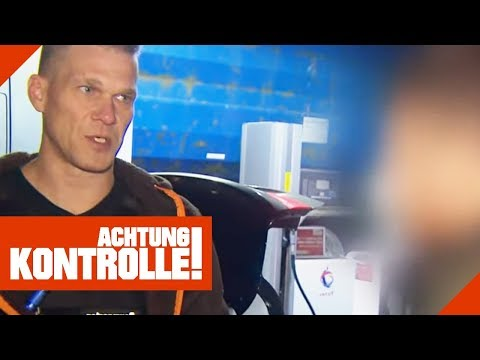 Aggressives Fahrverhalten Auf Autobahn: Fahrer Steht Unter Drogen! | Achtung Kontrolle | Kabel Eins