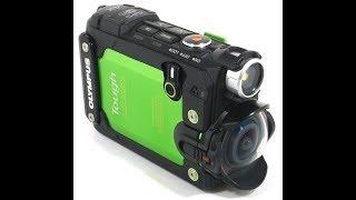 Экшн-камера Olympus TG-Tracker. Обзор нашей новой камеры
