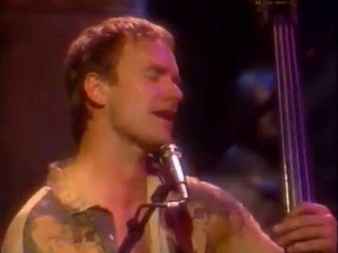 STING Unplugged (1992)