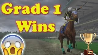 [PS3]Champion Jockey G1 Jockey & Gallop Racer - Bred filly grade 1 wins