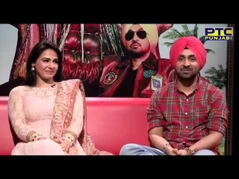 Film - Sardaar Ji I Special Interview With Diljit Dosanjh I MandyTakhar I 2015