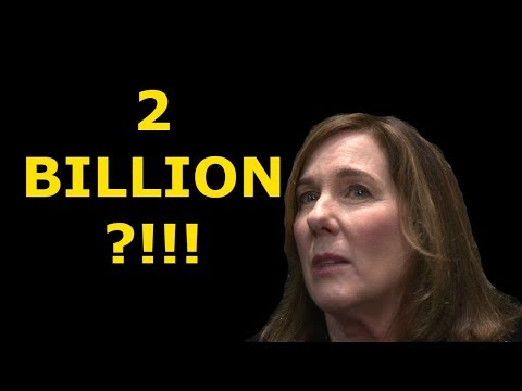 Kathleen Kennedy: How much money has she lost for Disney?