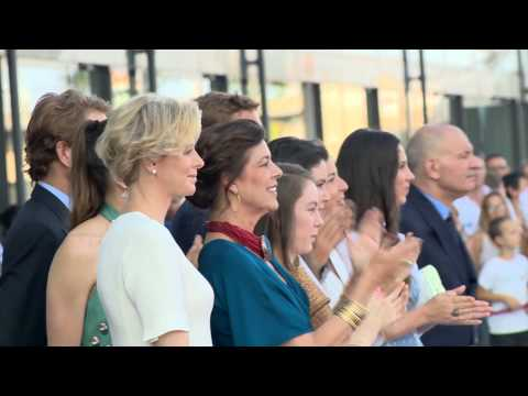 Official Opening Yacht Club de Monaco