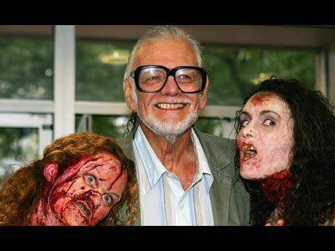 'Night of the Living Dead' director George A Romero died at 77