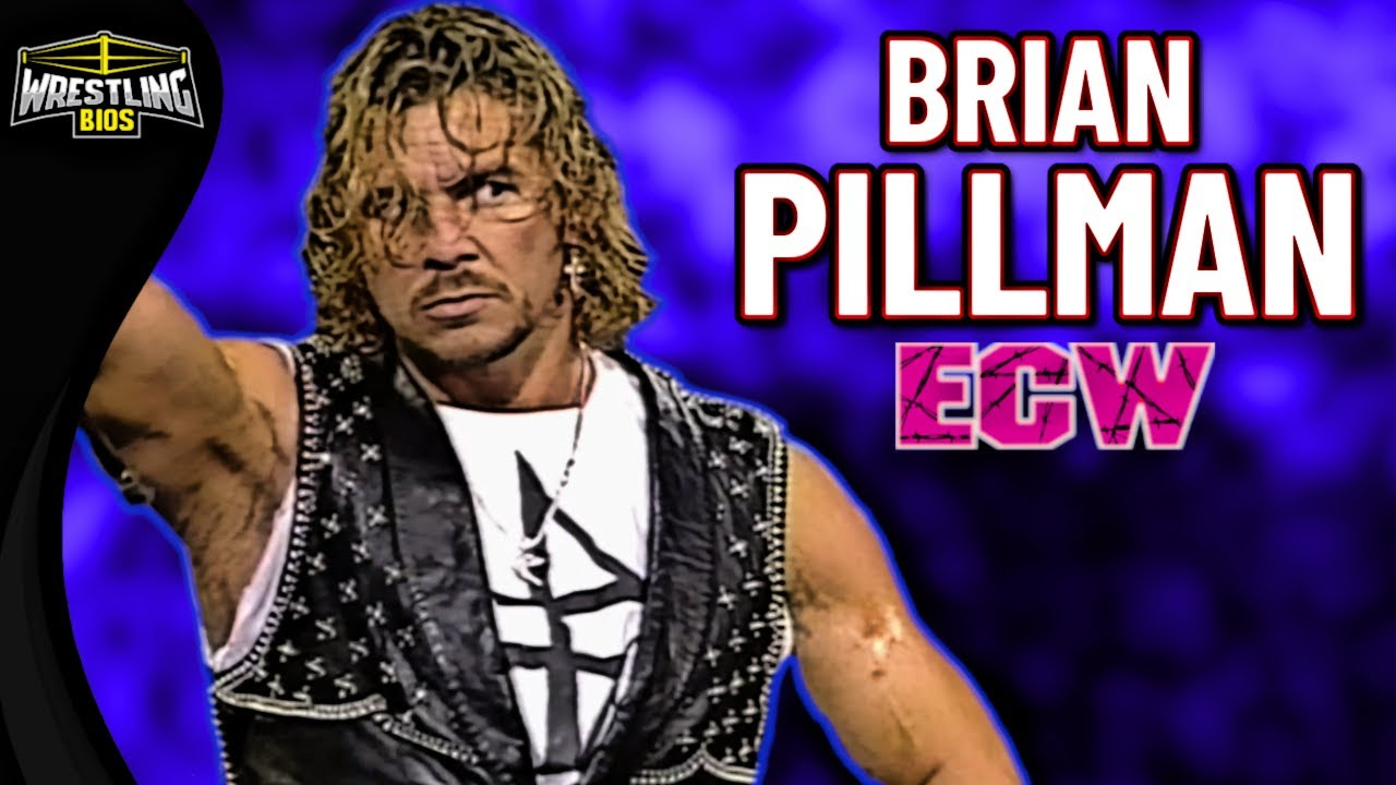 The Story of Brian Pillman in ECW