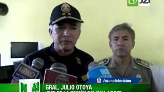 Capturan a 3 roba casas que se enfrentaron a balazos con la policía - Trujillo