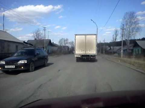 Нижний Тагил и его дороги.MP4