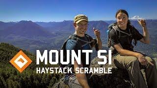 Hiking Washington - Mount Si