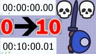 Moomoo.io Speedrun: 10 Kills - How Fast Can You Reach 10 Kills?