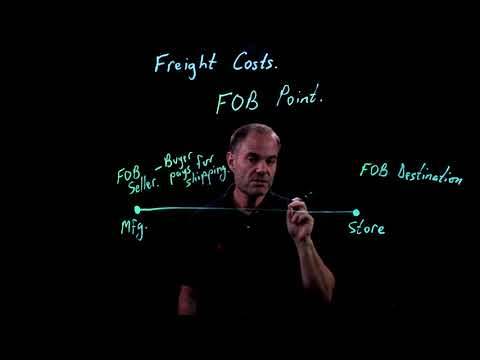 Accounting Fundamentals | Freight Costs