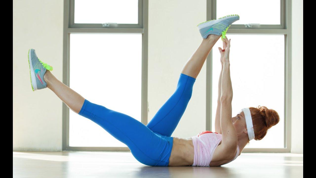 HIT Core Exercise: Alt...V Ups Exercise