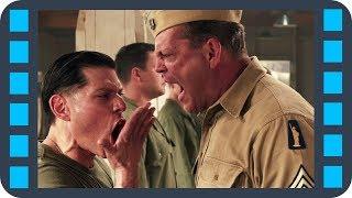 Сержант Хауэлл раздаёт смешные прозвища — «По соображениям совести» (2016) cцена 2/6 HD