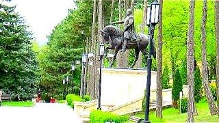 Достопримечательность Пятигорска Сквер