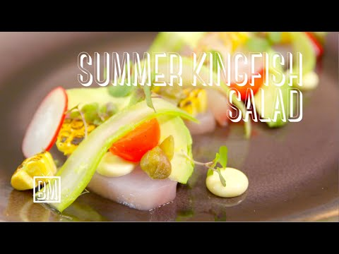 Ben's Summer Kingfish Salad