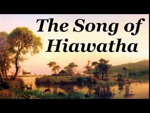 Free Audio Books The Song of Hiawatha by Henry Wadsworth Longfellow   FULL Audio Book