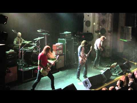 2010.12.12 The Sword - Freya (Live in Chicago, IL)