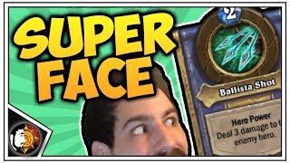 Hearthstone: SUPER Face Hunter - Odd Hunter - Rise Of Shadows