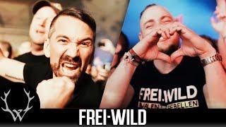 Frei.Wild – Der Teufel trägt Geweih – Live+More Xmas Tour 2018  [Impressionen Mannheim II]