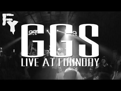 GGS (Young Lex Live at Foundry) - Forever Young Special Edition
