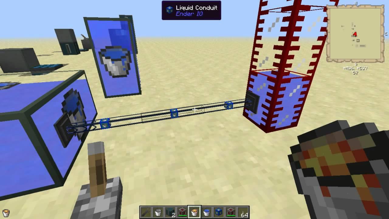 Minecraft - Obczaj Moda: Ender IO 0 1 17