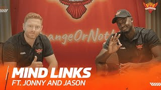 Mind Links ft. Bairstow & Holder | IPL 2021 | SRH