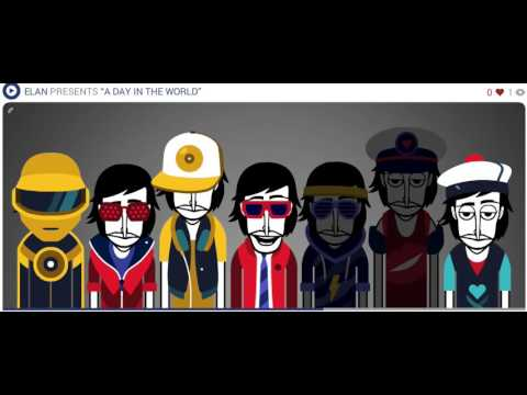 Elan's Incredibox composition: A day in the world