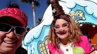HskyArt Universal Studios GrinchMas Time ! HSKY 2018