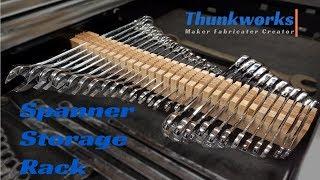 Spanner Storage Rack