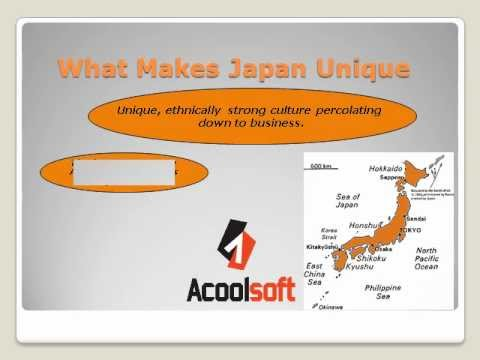 Doing Business in Japan- Hofstede Cultural analysis