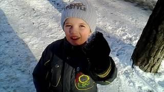 видео Русские народные подвижные игры зимой