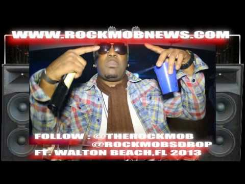 THE ROCK MOB PERFORMANCE FT. WALTON BEACH,FL 2013