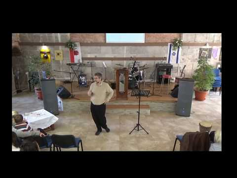 Bethel Gib - - LIVE 3rd April - Michael V intro + Michael Mifsud  - One with God