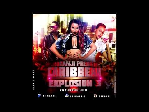 Caribbean Explosion Vol 3 Dj Kanji