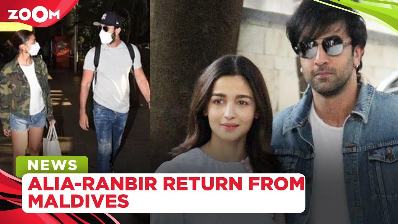 Alia Bhatt-Ranbir Kapoor return from Maldives amid celebs get slammed for holidaying during pandemic