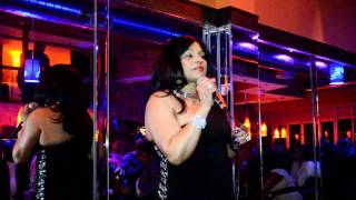 Karaoke In New York: NY Tracks Cafe. By Your Side By Tina